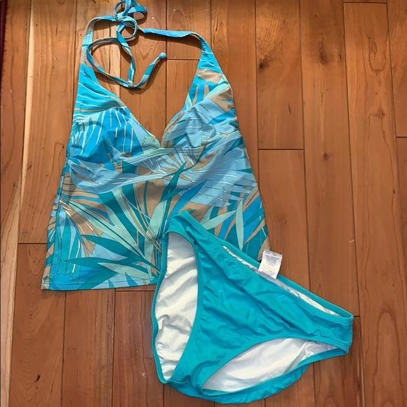 2bamboo Other - EUC Tankini Swimsuit
